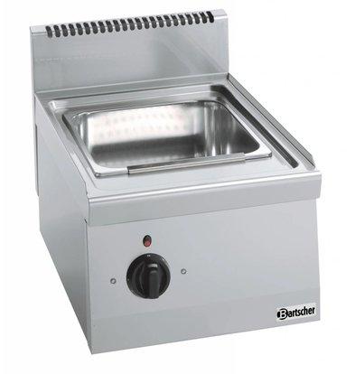 Bartscher Chauffe-Frites 600 Inox - 1,38kW - 400x600x290(h)mm