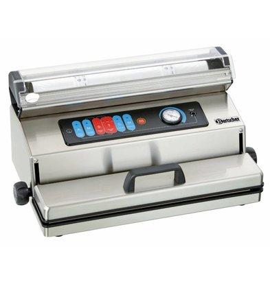 Bartscher Machine Sous Vide | Barre 400mm | Produits Secs et Liquides | 380W