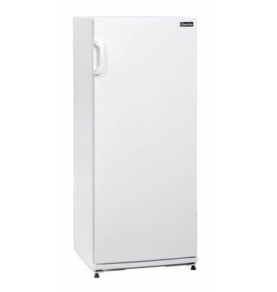 Bartscher Réfrigérateur à Boissons | Porte Pleine | 267 Litres | 600x620x1450(h)mm