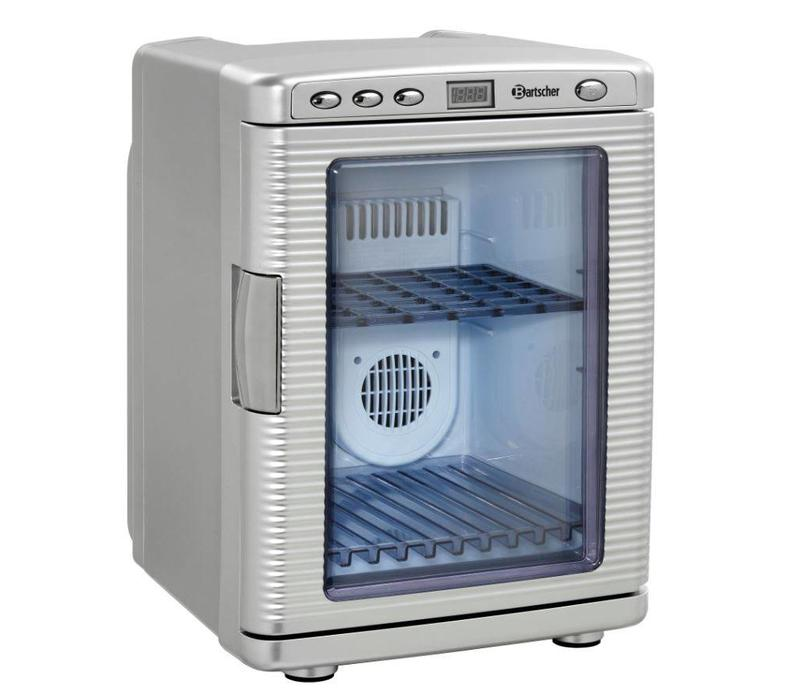 Bartscher frigo de chambre mini 19 litres corps - Mini frigo pour chambre ...
