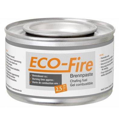 Bartscher Gel Combustile - 200g Pour 2,5 Heures - 48 Pièces