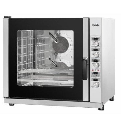 Bartscher Four Mixte à vapeur Boulangerie | 6x Plaque 400x600mm | 30-90 Couverts