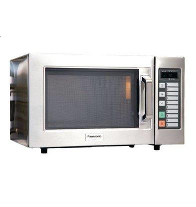 Panasonic Micro-Onde Panasonic NE-1037 - 1000W - 22 Litres - Préselection