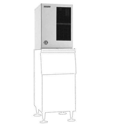 Hoshizaki Machine à Glaçons 264kg/24h | Hoshizaki KM-515MAH-E | Refroidissement à Air | Pas de Stockage | Glaçons Demi-Lune