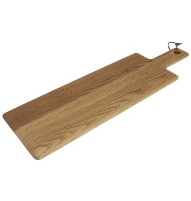 CHRselect Planche en Chêne | Rectangulaire | 400x150mm