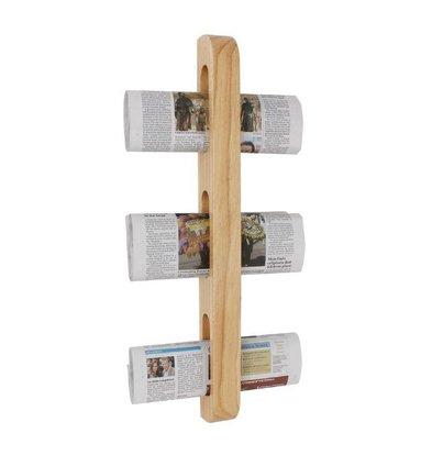CHRselect Porte Revues/Journaux | Bois | 45x70x605(h)mm