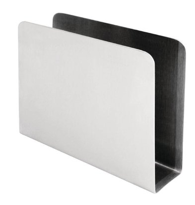 CHRselect Porte-Serviettes Inox | 150x40x120(h)mm