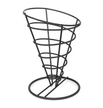 CHRselect Support Conique pour Frites | Ø115x175(h)mm
