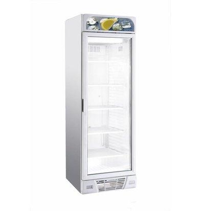 CHRselect Vitrine Congelée | 382 Litres | Réfrigérant R134a | 640x670x2060(h)mm