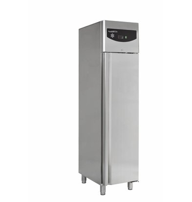 CHRselect Réfrigérateur Inox | Modèle Étroit | Grilles 3x GN1/1 | 480x700x2010(h)mm