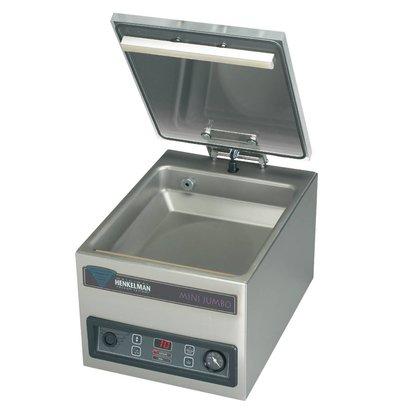 Henkelman MINI JUMBO | Machine Sous Vide Henkelman | Soudure 280 mm | 450x330x(h)295mm