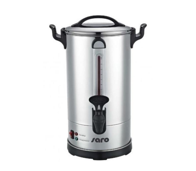 chrselect percolateur inox double paroi 11 litres 100 tasses. Black Bedroom Furniture Sets. Home Design Ideas