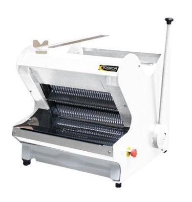 Sofinor Coupeuse à Pain Blanc | modèle de Table | Semi-Automatique | 490W
