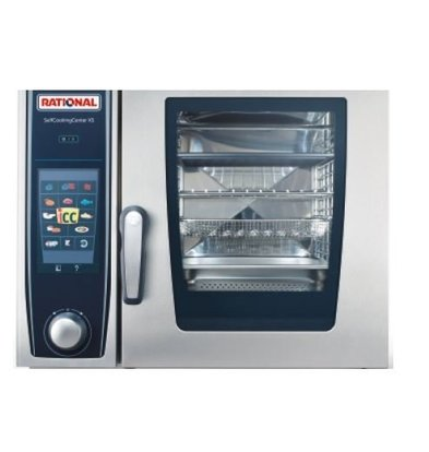 Rational Rational Four Mixte XS Électrique | Self Cooking Center 6 2/3 | Capacité 6x 2/3 GN | 20-80 Couverts