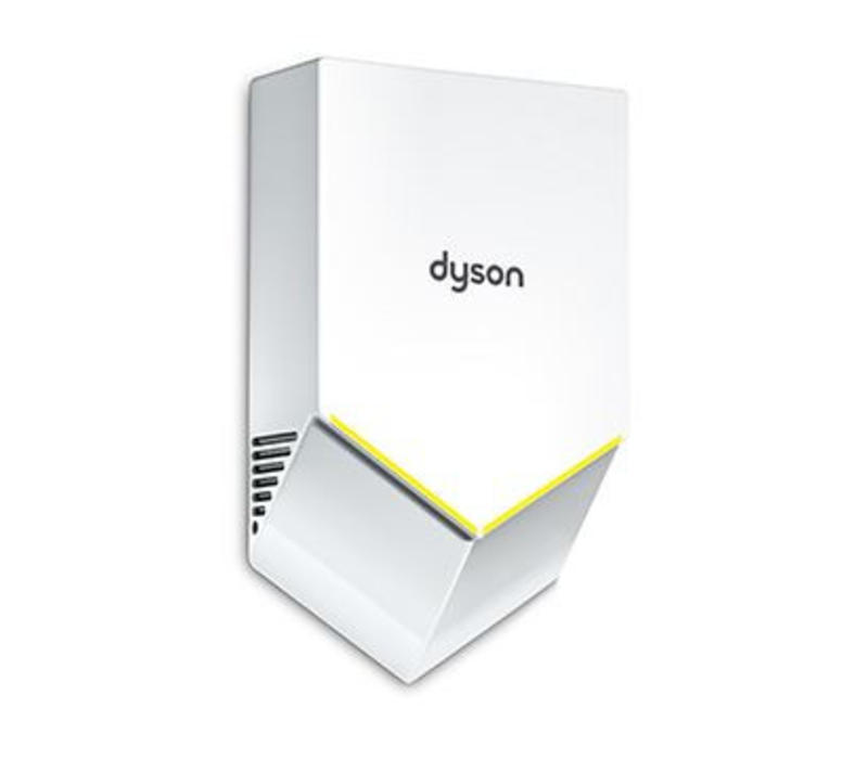 dyson s che mains dyson airblade v hu02 35 plus silencieux blanc. Black Bedroom Furniture Sets. Home Design Ideas