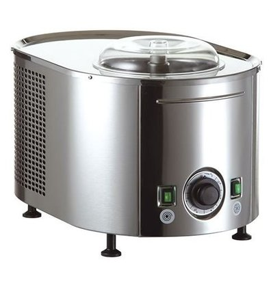 CHRselect Sorbetière Musso Classica | 100W | 3 Litre / heure | 450x350x270(h)mm