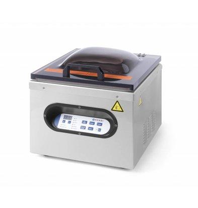 Hendi Machine à Emballer Sous Vide avec Chambre | 295mm | 429x359x345(h)mm