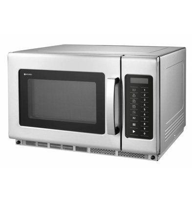 Hendi Four à Micro-Ondes Programmable | 34 Litres | 3000W | 574x528x368(h)mm
