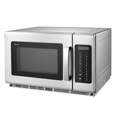 Hendi Four à Micro-Ondes Programmable | 34 Litres | 3000W | 574x528x368(h)mm