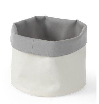Hendi Sac à Pain Rond | Coton Durable | Beige | Disponibles en 4 Tailles