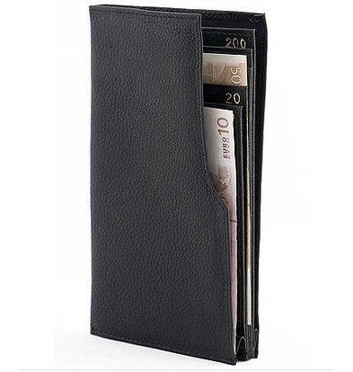 Aartefacto Portefeuille Serveur pour Billets | Simili Cuir | 6 Compartiments | 105x180x15mm
