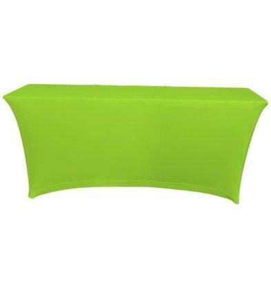 Unicover Housse de Table Banquet SATURN | Vert Anis | Disponibles en 2 Tailles