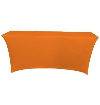 Unicover Housse de Table Banquet SATURN | Orange | Disponibles en 2 Tailles