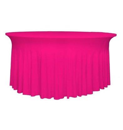 Unicover Housse de Table Banquet DELUXE | Rose | Disponibles en 3 Tailles