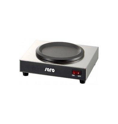 Saro Plaque Chauffante pour Cafetière | 220x210x80(h)mm
