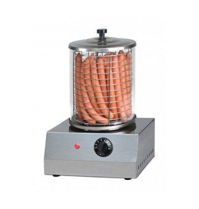 Saro Machine à Hot Dog | Ø200mm | 400x400x400(h)mm