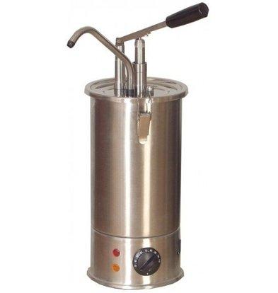 Saro Distributeur de Sauces Chauffant   230V/1500W   3 Litres
