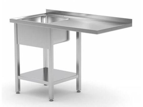 table d 39 entr e et sortie inox fait sur m sure. Black Bedroom Furniture Sets. Home Design Ideas