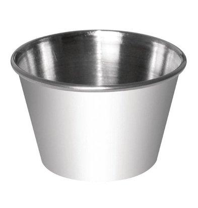 CHRselect Pot à Sauce INOX | 230ml | Par 12 Pièces
