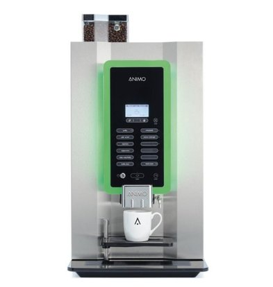 Animo Optibean 3 XL NG | Machine à Café en Grain | 2 Bacs | Disponibles en 3 Couleurs