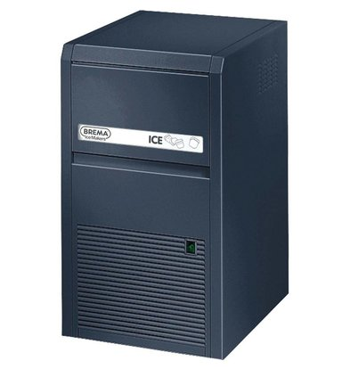 Brema Machine à Glaçons 21kg/24h | Stockage 4kg | Brema CB 184 ABS