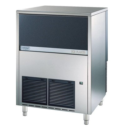 Brema Machine à Glace en Grain 150kg/24h | Stockage 65kg | Brema GB 1540