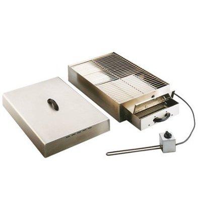 CHRselect Fumoir Système Braisette/Sciure Electrique | 250W