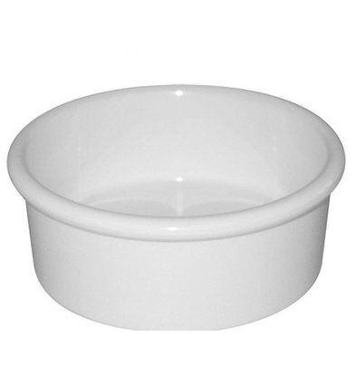 CHRselect Ramequin Blanc | Mélamine | Ø85x(h)40mm