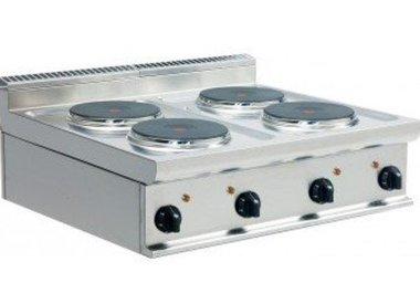 Fourneaux Électrique - Modèle De Table