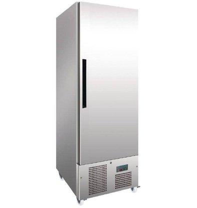 Polar Congélateur Inox | 440 Litres | 550W | 700(l)x680(L)x1950(h)mm
