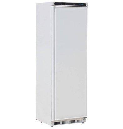 Polar Armoire Réfrigérée 1 Porte - Blanche - 400 Litres - 585(L)x600(l)x1850(h)mm