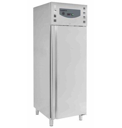 CHRselect Réfrigérateur Inox | 600 Litres | 3x GN2/1 | 680x810x2010(h)mm