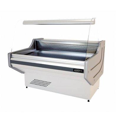 Combisteel Vitrine Réfrigérée | +1/+10°C | 1500x1060x1310(h)mm