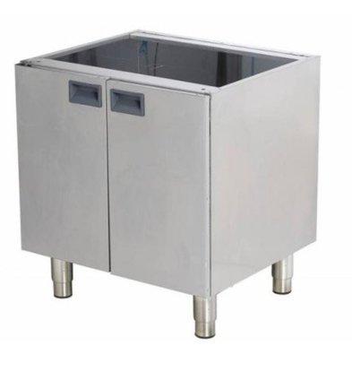 Combisteel Support avec porte pour 600x600mm