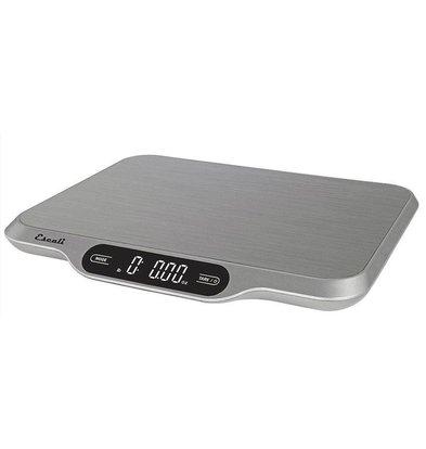 Escali Balance Digitale   Modèle Ultra bas   Max. 15Kg/ 1gr