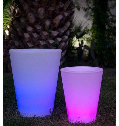 Lumisky Pot Lumineux Cosmy   7,2W (Secteur)   Multicolore   Disponibles en 2 Tailles