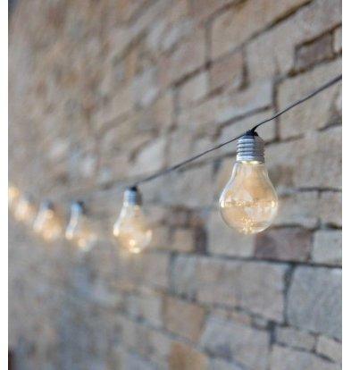 Lumisky Guirlande Lumineuse Fantasy 8,3m  10 Ampoules - 4,5W   Disponibles en 3 Couleurs