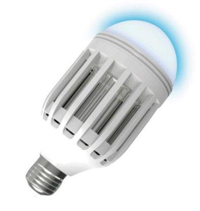 Lumisky Ampoule Anti-Moustique 9W   30-40m²   Blanc Froid