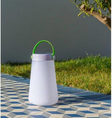 Lumisky Baladeuse Solaire Take Away avec USB   0,75W   Blanc Chaud
