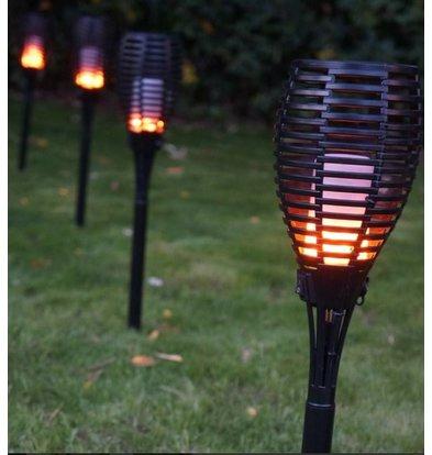 Lumisky Torche Imitation Flamme   6,2W (Batterie)   Blanc Chaud